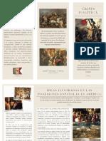 La crisis política en México del siglo XVIII