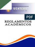 Reglamentos Academicos