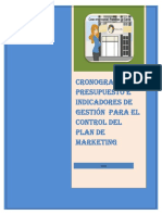 Documento-Semana 4 Plan de Mercadeo