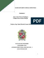 INFORME ANALISIS DINÁMICO MODAL ESPECTRAL 2018-1 (1).docx