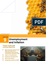 Ch09 Unemployment and Inflation