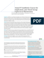 Curso Corto de ATBs para Bacteriemia Estreptocócica - Pediatrics.pdf