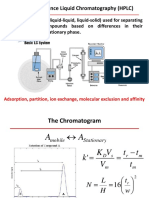 A Review on High Performance Liquid Chromatography Hplc