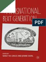 Nancy_M. Grace and JennieSkerl. THE TRANSNATIONAL BEAT GENERATION. University.pdf
