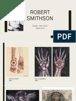 Robert Smithson-land Art