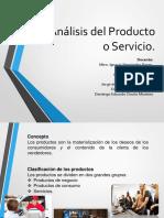 3.1.Analisis Del Servicio o Producto
