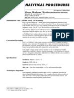 Coliform membrane filtration.PDF