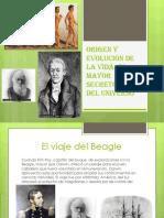 Origen y Evolución de La Vida