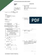 Multiplicacion y Division