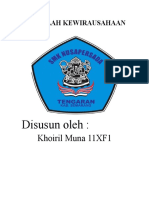 makalah KWU