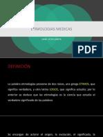 ETIMOLOGIAS MEDICAS.pptx