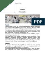 Textile Testing & Quality Control