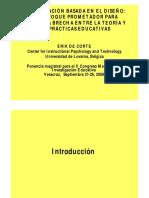 Design BasedResearch Español