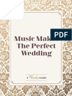 Vocalise Wedding Guide Digital