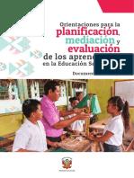 ORIENTACIONES PARA LA PLANIFICACIÓN - MEDIACIÓN Y EVALUACIÓN.pdf