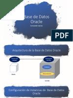Base de Datos Oracle