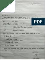 Surat Lamaran Soliam Hospital