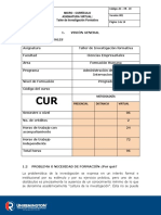 Curriculo 2016 Talleres Investigacion Formativa (1)