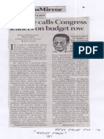 Business Mirror, Mar. 13, 2019, Duterte calls Congress leaders on budget row.pdf