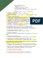 Examen Anestesicos y Anticonvulsivantes