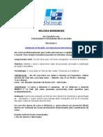 Programa Curso Ortomolecular (2012)