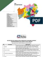 Territórios de identidade Bahia (NEOJIBA)
