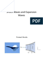 5-1 Shock Waves and Expansion Waves
