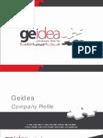 Geidea. Geidea. Company Profile. Company Profile.pdf