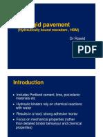 regid pavement