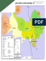 Mapa Turístico Cantonal Final