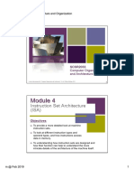 Module 4 - Instruction Set Architecture (ISA) v2 (Student).pdf