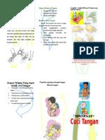 Leaflet Cuci-tangan Rsgh