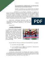 4. Teoría actividades cooperativas