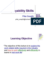 Electrical Engineer Employability ppt