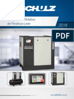 Catalogo Compressores de Parafuso Schulz Lean Fev 18 MI