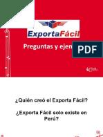 Exporta facil