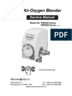 Precision Medical Air-Oxy Blender