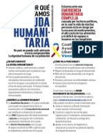 Emergencia Humanitaria Compleja