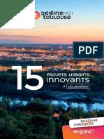 """Les 15 lauréats """"Dessine Moi Toulouse"""""""