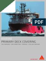 Marine Esite Marine Primary Deck Cover