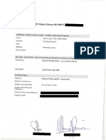 Blewitt Affidavit (Redacted) in the criminal prosecution of Julia Gillard