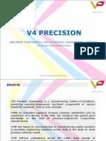 v4precision Company Profile -2019