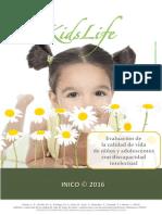 Escala calidad de vida niños y adolescentes