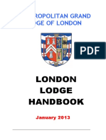 Lodge Handbook June 2013