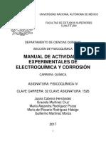Manual Area Electroquimica