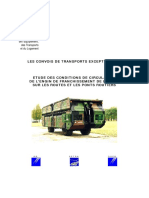 Guide Setra Charge Routiere