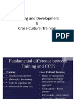 Chapter -4- Cross Cultural Training