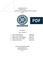 Peranan Bank Sentral Dalam Kebijakan Nilai Tukar Dan Devisa