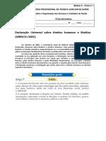 Fichanº 1_declaração Unioversal Bioetica