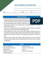 Planejamento Anual de Matemática Bncc 4º e 5º Anos